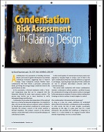 Condensation Risk Assessment